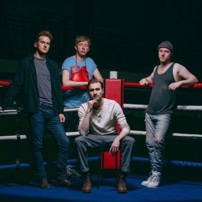 Wild Beasts are headlining Liverpool's FestEvol Gardens 2017