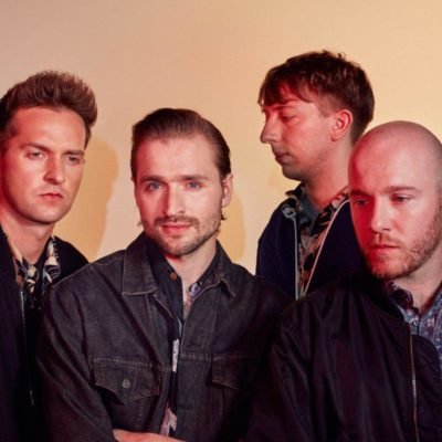 Wild Beasts get grizzly with 'Tough Guy'