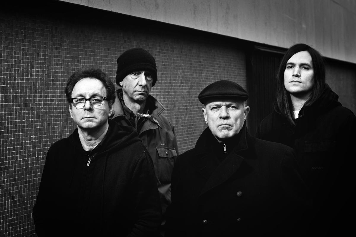 Wire announce new self-titled album, stream 'Joust & Jostle'