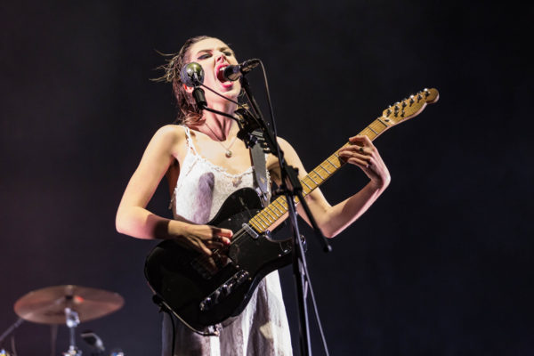 Wolf Alice, Jorja Smith and more to play Rock Werchter 2018