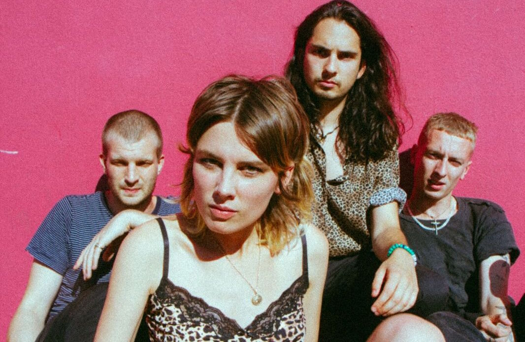 Tracks: Wolf Alice, Dream Wife, Weezer and more