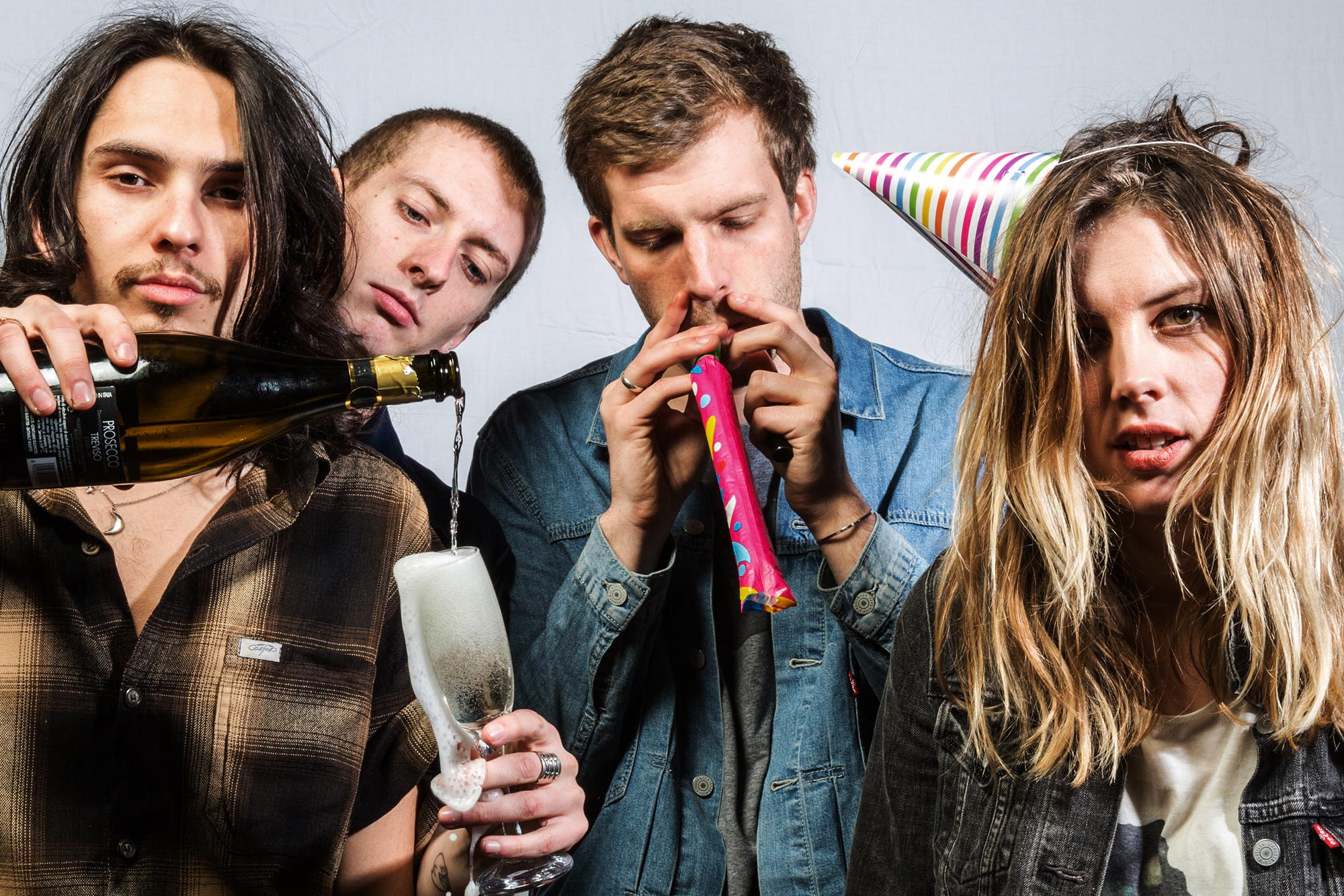 "Wolf Alice: ""Every aspect of being in a band is great"""