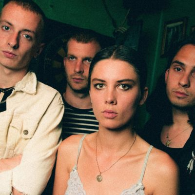 Out now! The September 2017 issue of DIY featuring Wolf Alice, Sløtface, Superfood, The Horrors & more