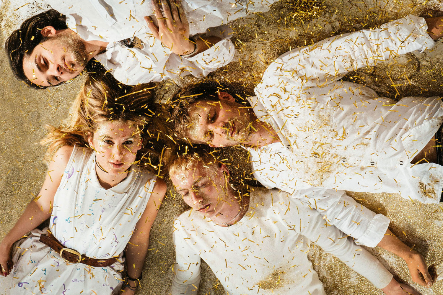 Wolf Alice enter the UK Album Charts at Number 2