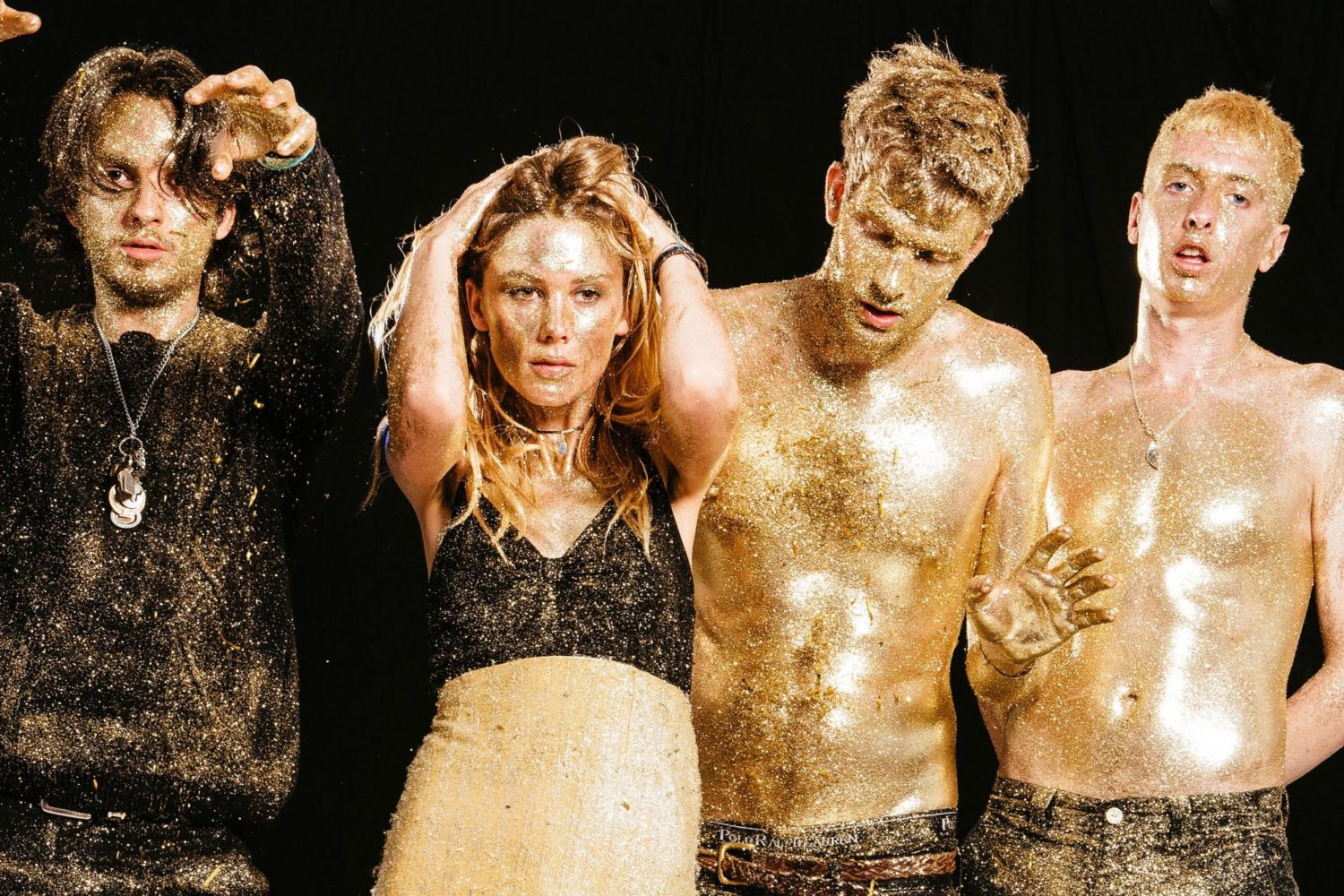 """Wolf Alice talk """"rough sketches"""" of songs for next album"""