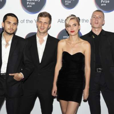 Wolf Alice win the 2018 Hyundai Mercury Prize for 'Visions of a Life'