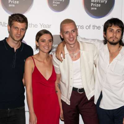 Wolf Alice talk second Mercury Prize nomination and backing Arctic Monkeys