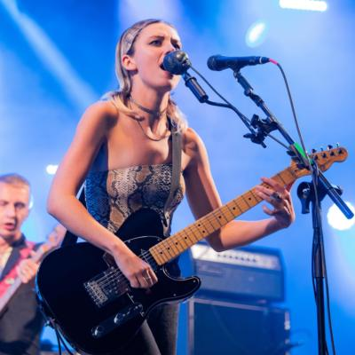 Wolf Alice's Ellie Rowsell discusses the fight to save grassroots venues