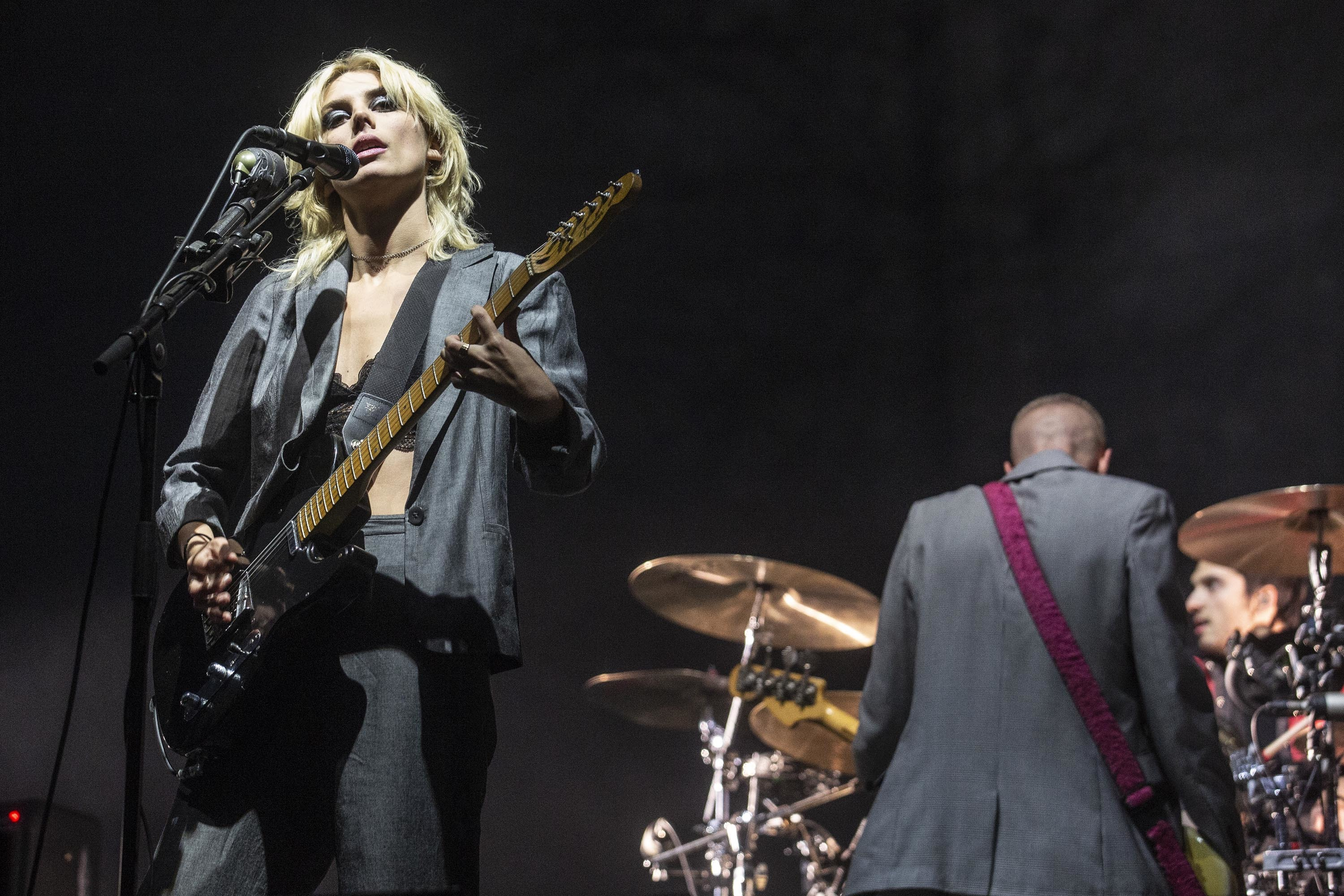 Fall Out Boy, Wolf Alice and Travis Scott kick off day one at Reading 2018