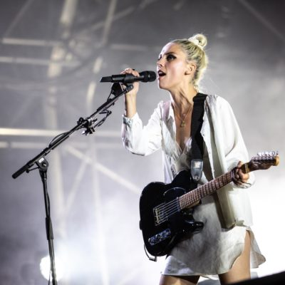 Wolf Alice are teasing something...