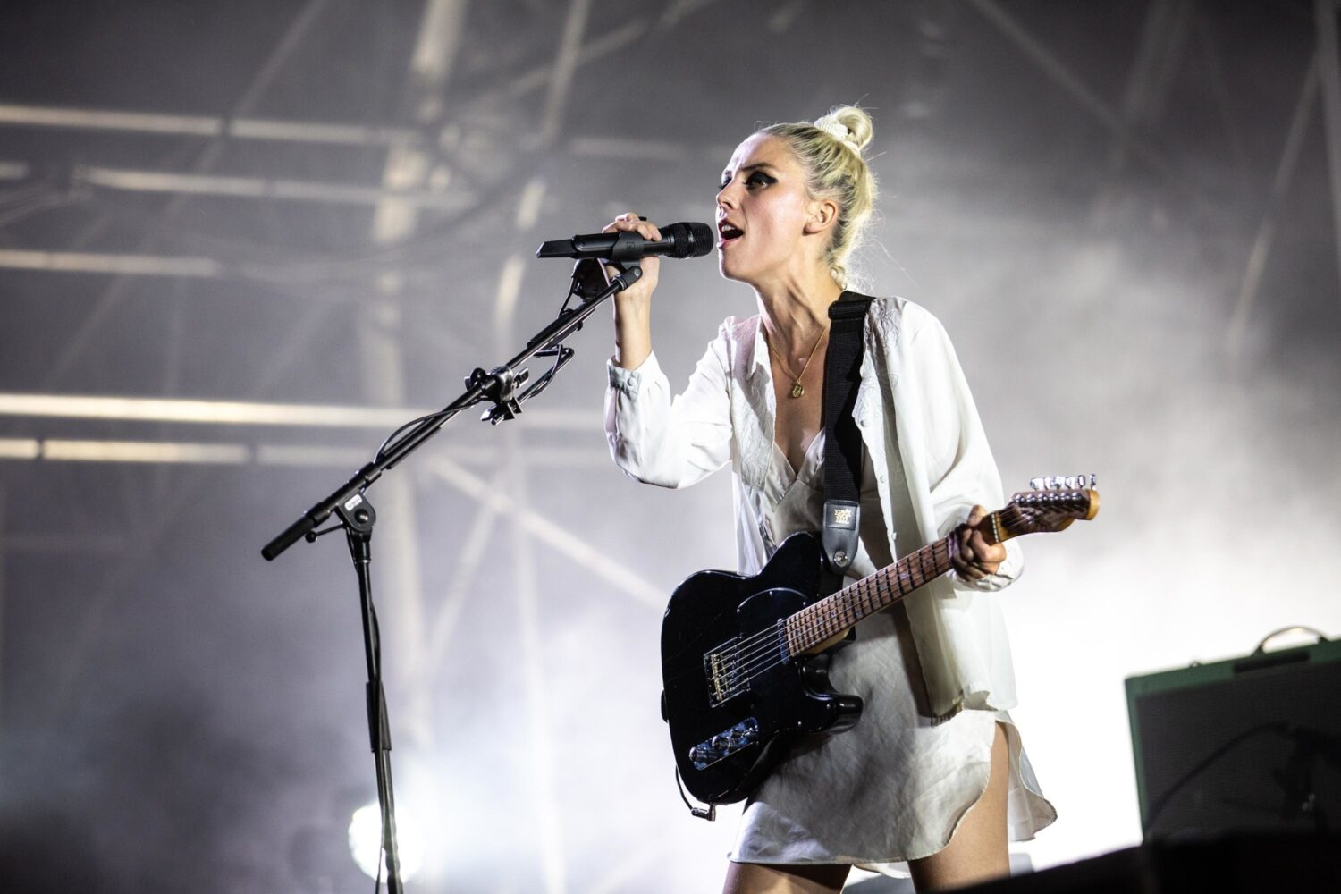 Wolf Alice are teasing something…