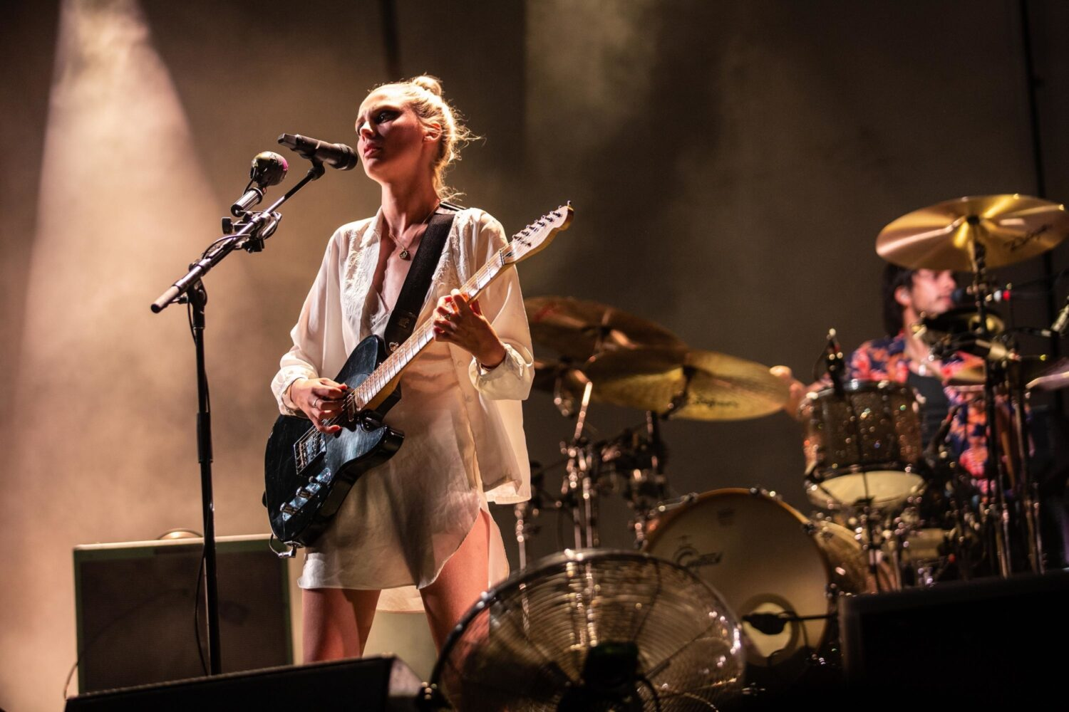 Wolf Alice, Damon Albarn and more to play Glastonbury's 'Live at Worthy Farm' stream