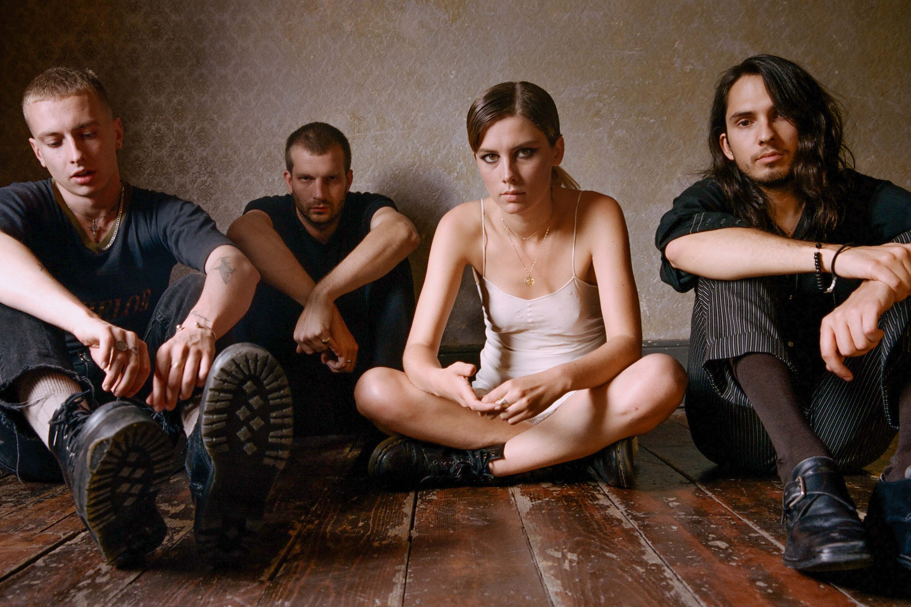 "Wolf Alice on second Hyundai Mercury Prize nod: ""We had none of those famous sophomore album problems"""