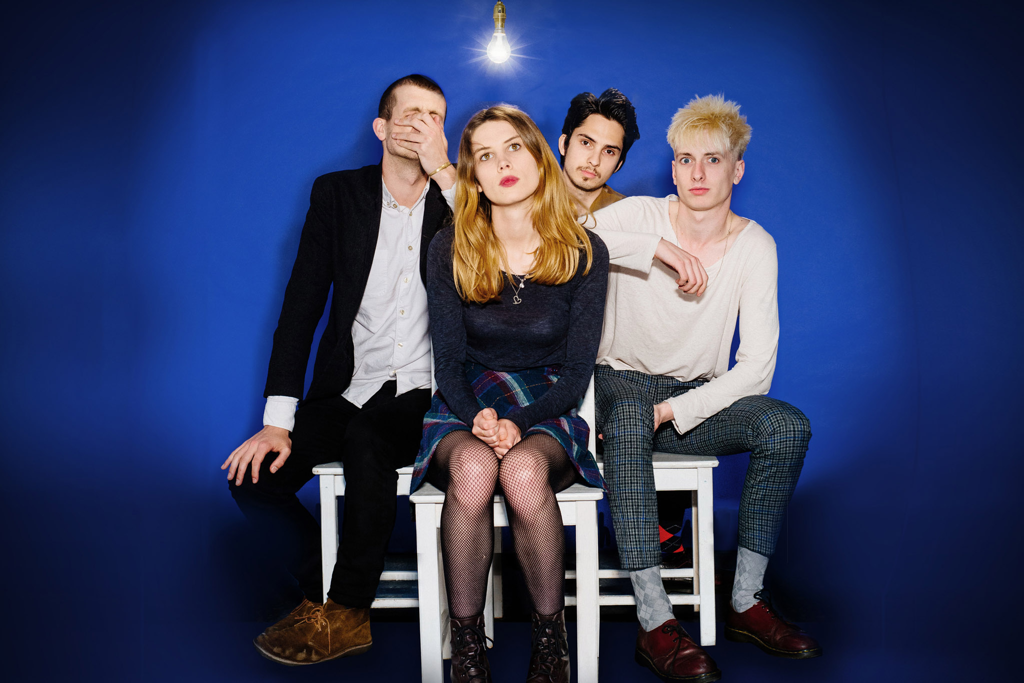 Wolf Alice: Next in line to the throne