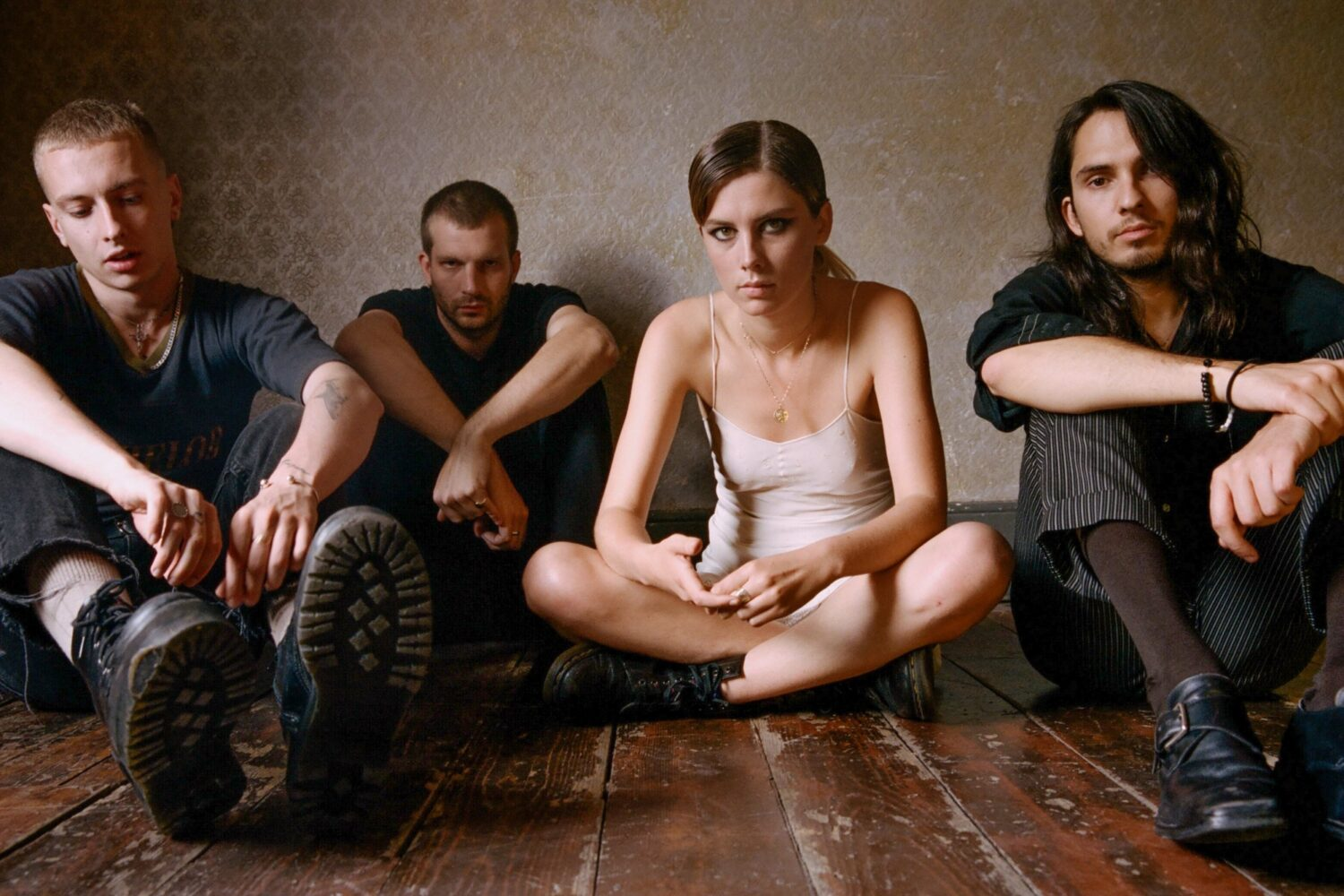 Tracks: Wolf Alice, INHEAVEN, The Xcerts and more