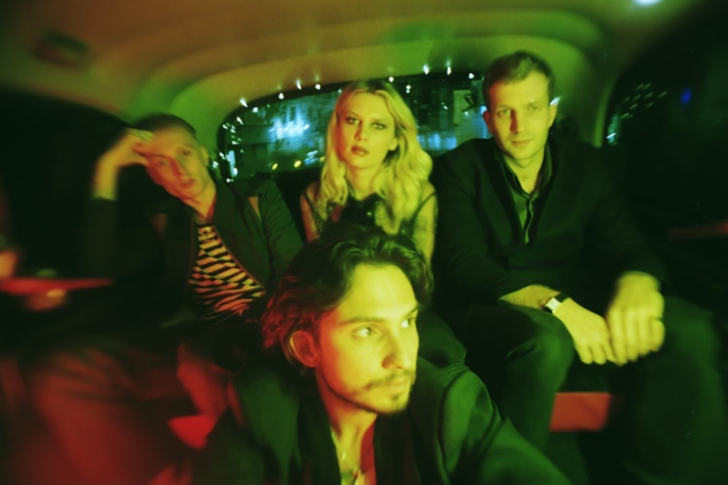 Wolf Alice announce new album 'Blue Weekend'