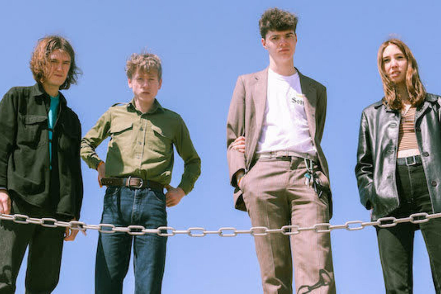 Working Men's Club have released their new single 'Teeth'