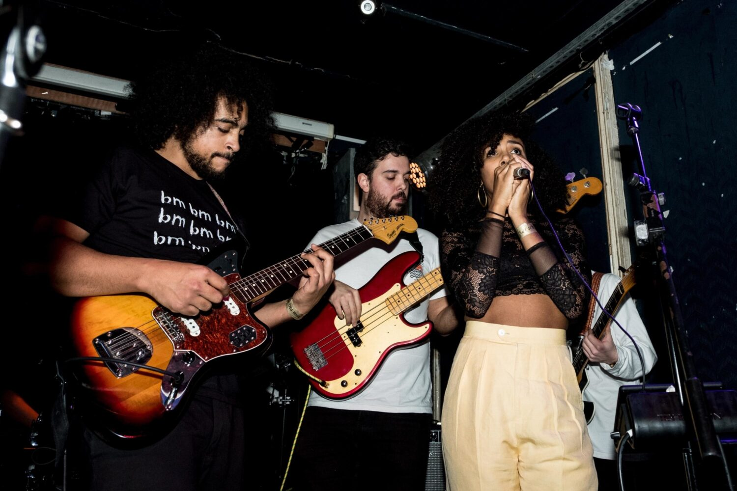 Wu-Lu, Audiobooks, Black Country New Road and Sistertalk bring a weird and wonderful night of noise to Hello 2019