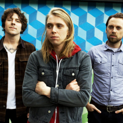 The Xcerts unveil new track 'Feels Like Falling In Love'