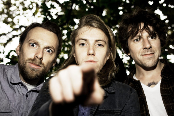 """The Xcerts: """"This is what we're really into, this is how we should sound"""""""