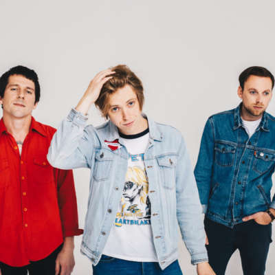 The Xcerts announce new album, 'Hold On To Your Heart'