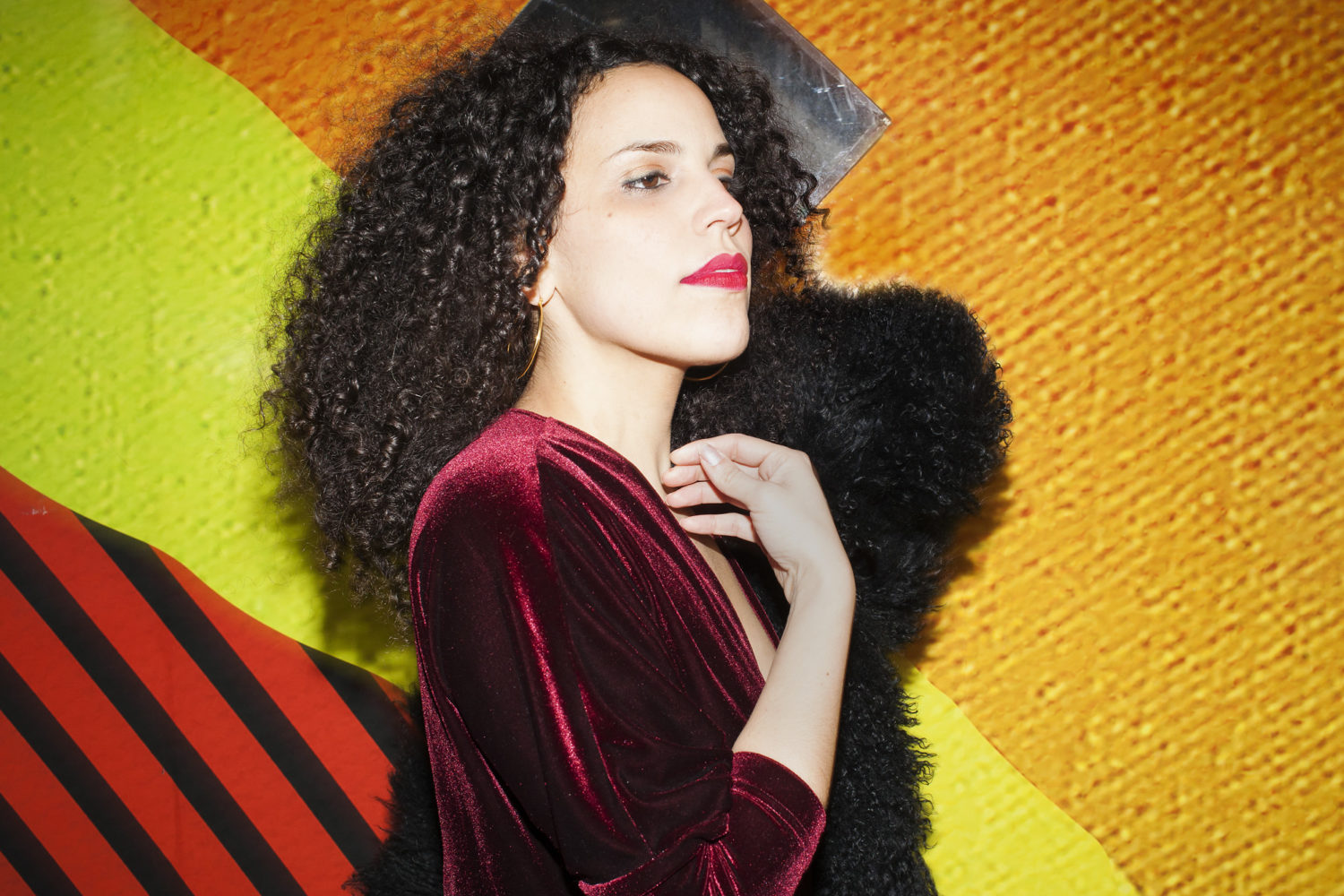 """Xenia Rubinos: """"No one comes out of the womb feeling like an outcast"""""""