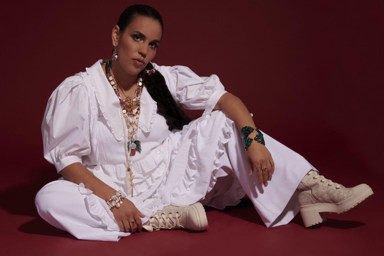 Xenia Rubinos announces new album 'Una Rosa'