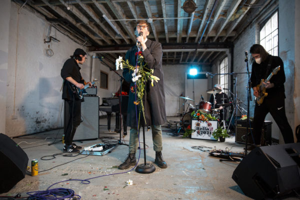Yard Act, PVA, Bleach Lab and more to play The Great Escape Online