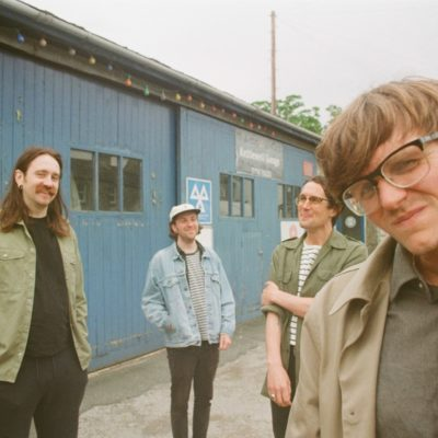 Yard Act announce debut album 'The Overload'
