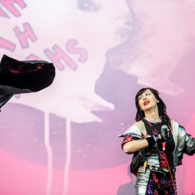 Yeah Yeah Yeahs and Beck team up for massive Dublin show
