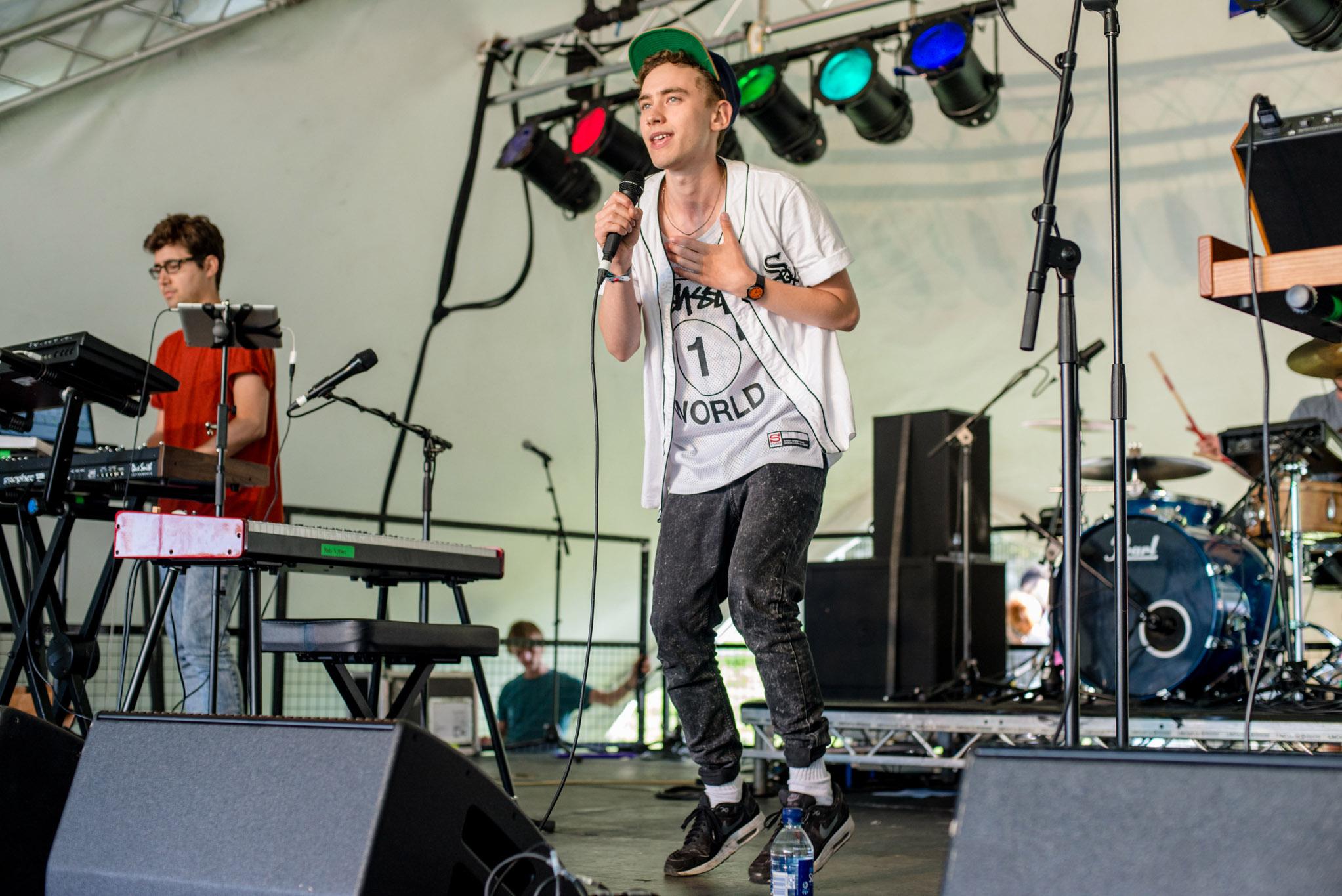 Beacons Festival 2014: Saturday