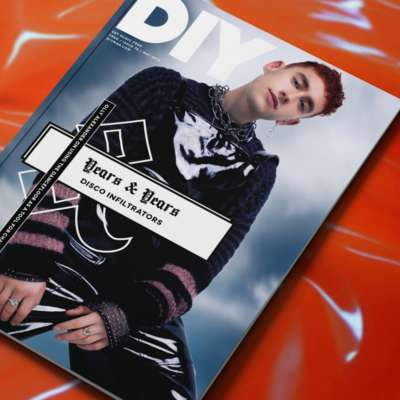 Years & Years front the May issue of DIY!