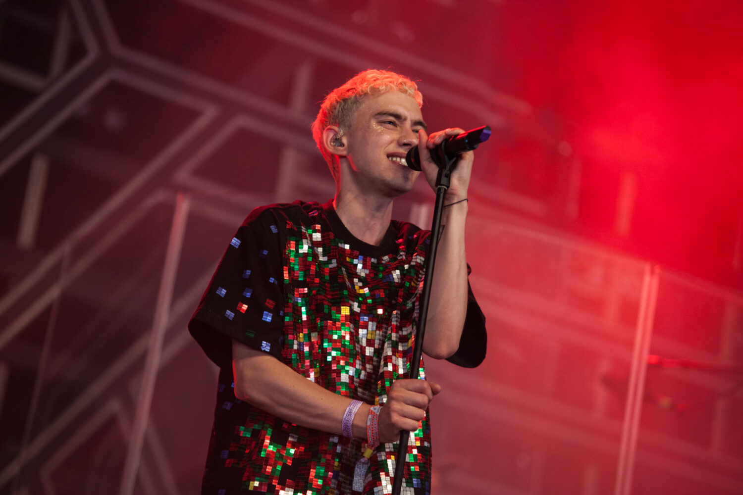 Years & Years, James Blake, Franz Ferdinand for Sziget