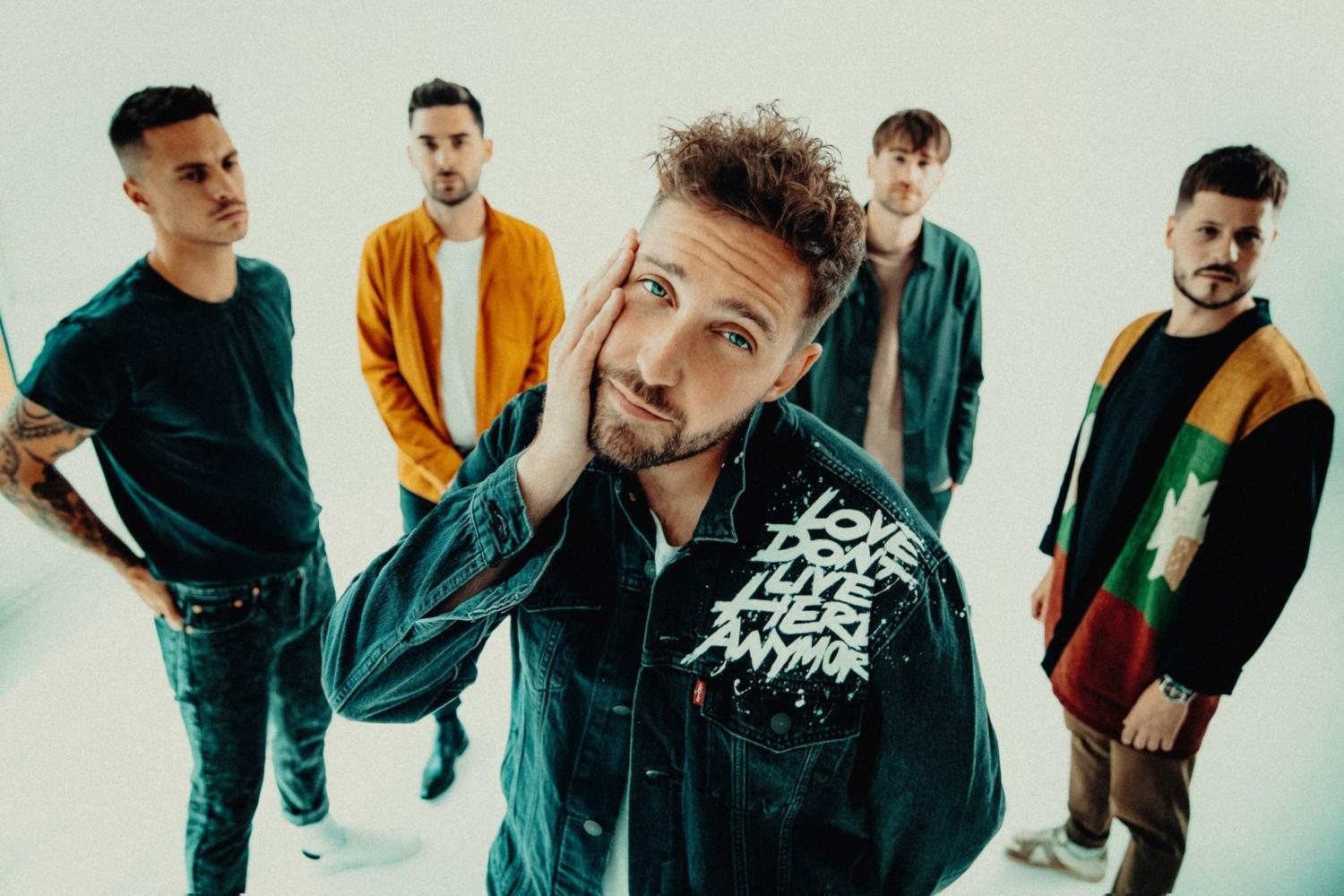 You Me At Six announce seventh album 'SUCKAPUNCH'