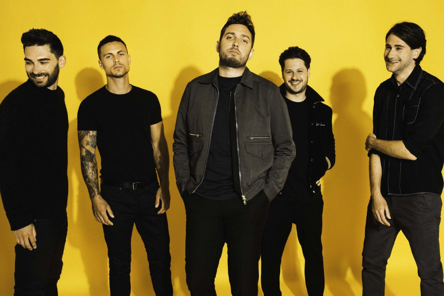 You Me At Six share 'IOU' from upcoming album, 'VI'