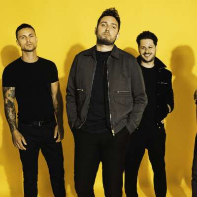 You Me At Six share 'Back Again'
