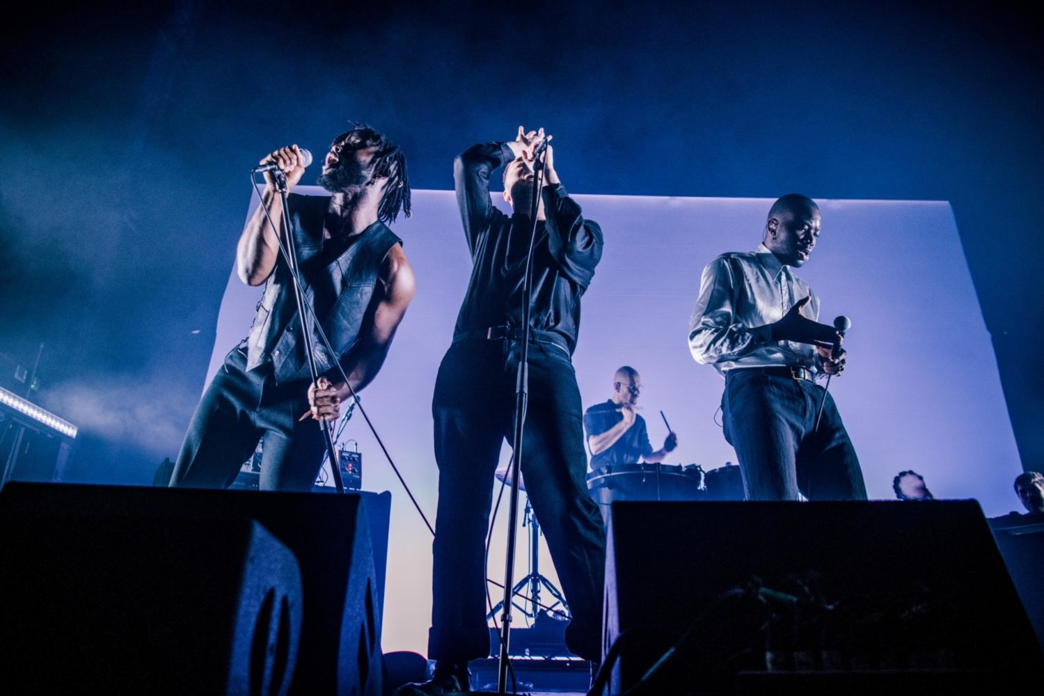 Young Fathers share new track 'LORD'
