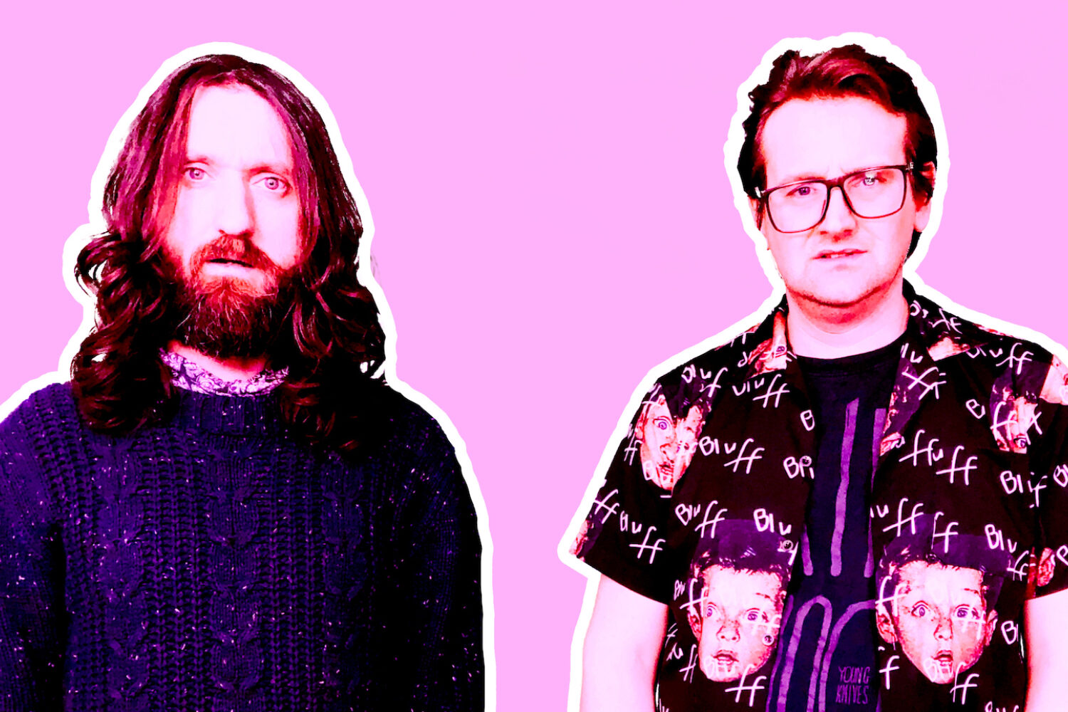 Young Knives announce first new album in seven years 'Barbarians'