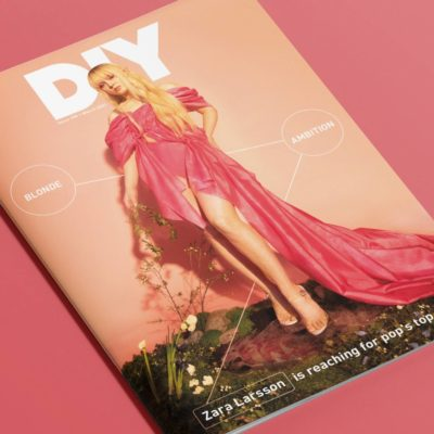 The March 2021 issue of DIY - feat. Zara Larsson, Black Honey, Ghetts & more - is out now!