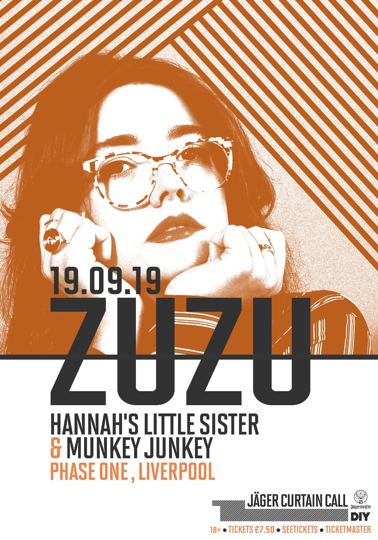 Zuzu releases new song 'Money Back'
