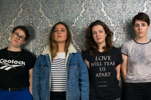 Irish quartet Pillow Queens announce new EP with the infectious 'Favourite'