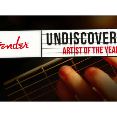 Vote for Fender's Undiscovered Artist of the Year for 2017