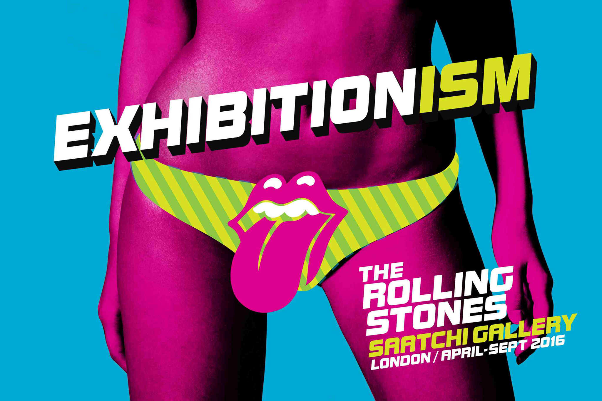 A look inside The Rolling Stones Exhibitionism