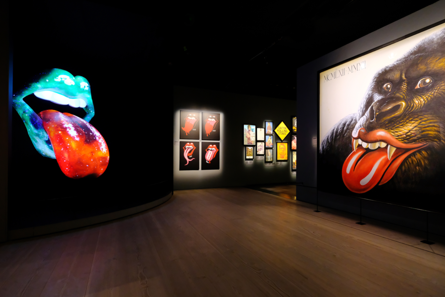 A look inside The Rolling Stones' Exhibitionism