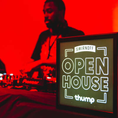 Silkie & Mala team up for THUMP & Smirnoff's Open House party
