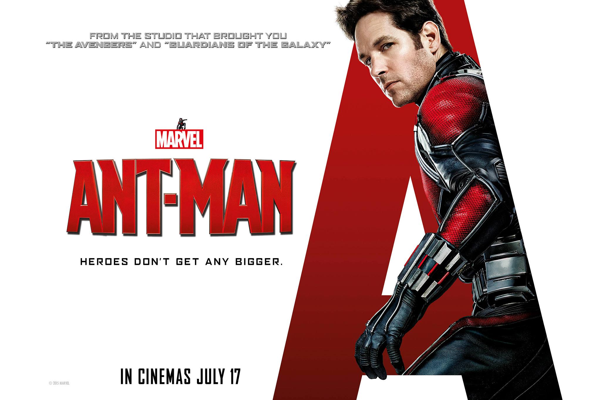 New poster for Marvel's Ant-Man | DIY