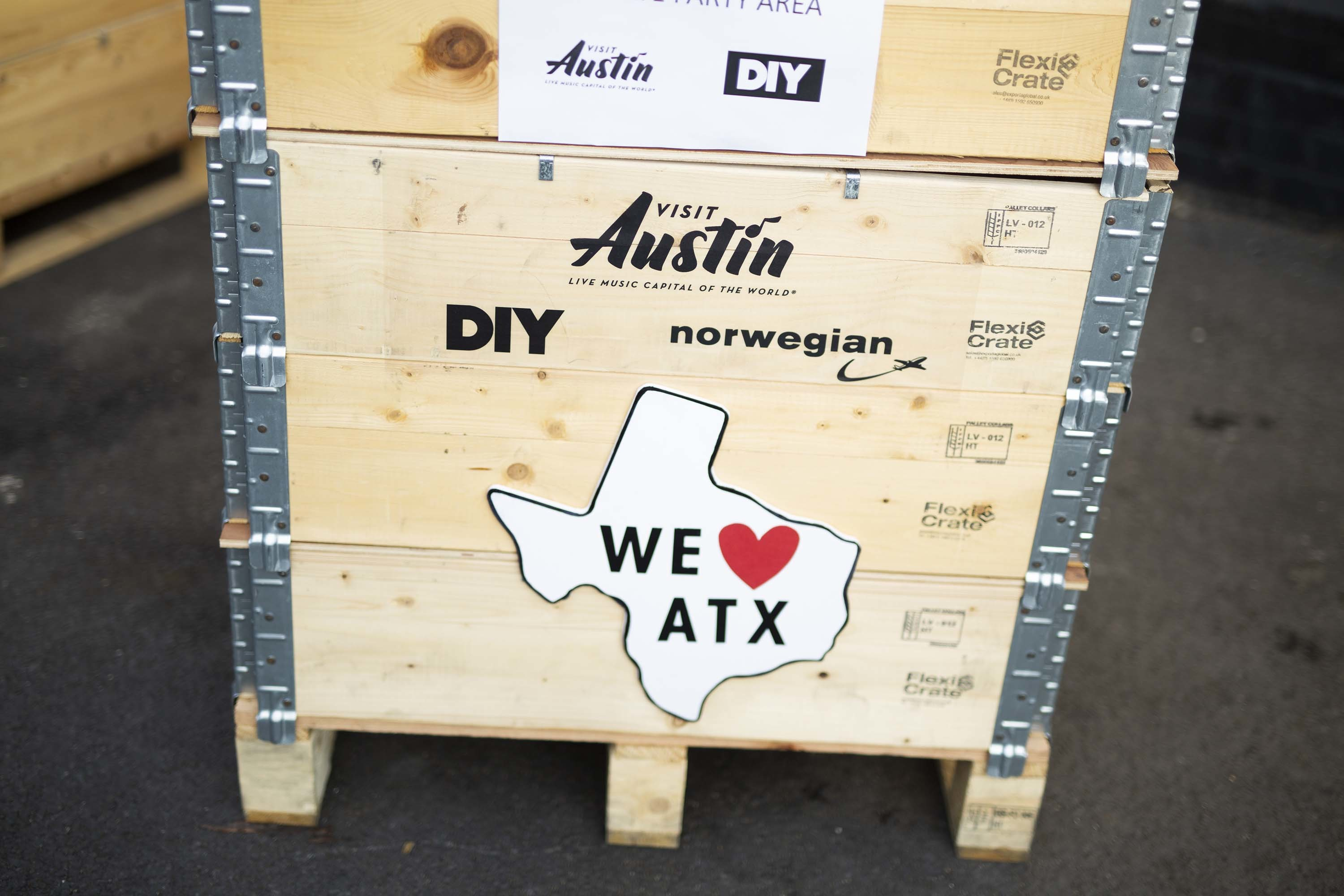 Win a holiday to Austin, Texas - the Live Music Capital of the World® - with Visit Austin