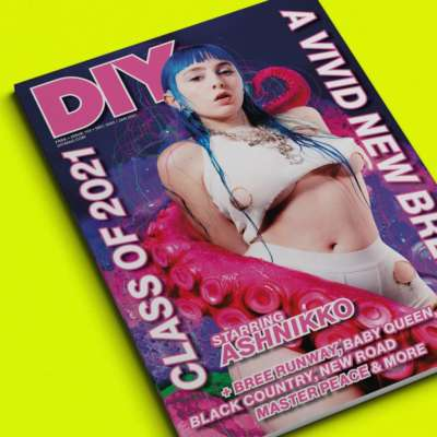 DIY's Class of 2021 issue - feat. Ashnikko, Bree Runway, Master Peace & more - is out now!