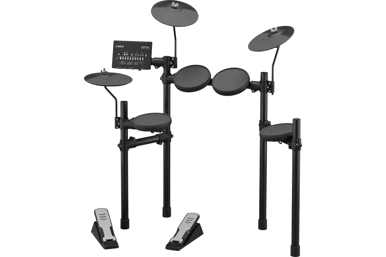 Win a Yamaha DTX402 Series drum kit