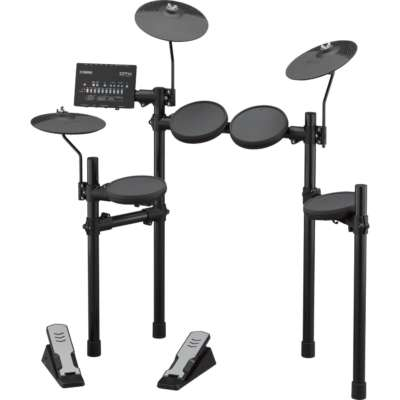 Win a Yamaha DTX402 Series drum kit